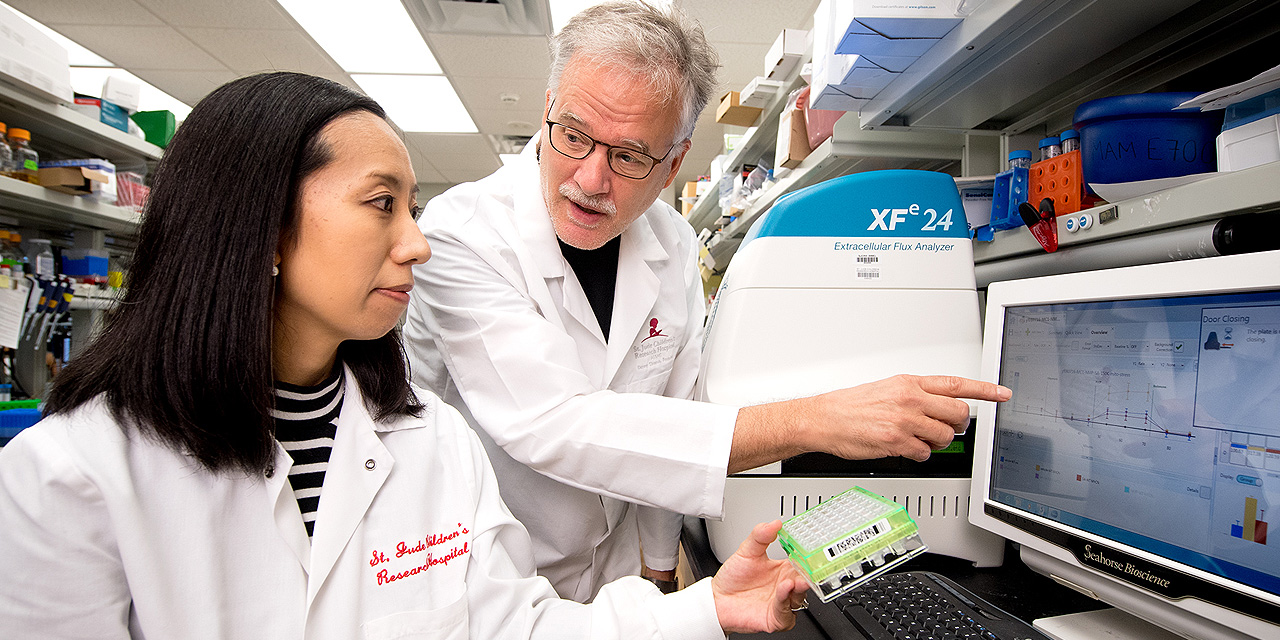 Blood's oxygen transporter revealed as power source for aggressive pediatric cancer
