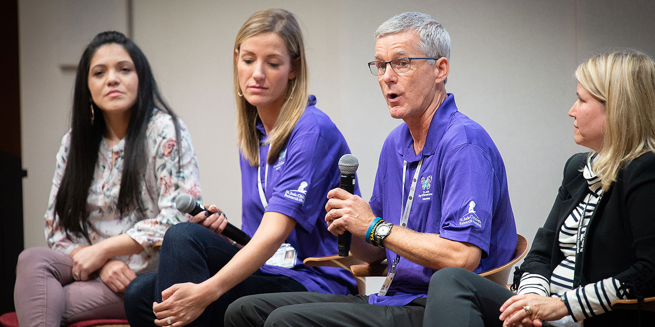 Bereaved parents reflect on difficult conversations