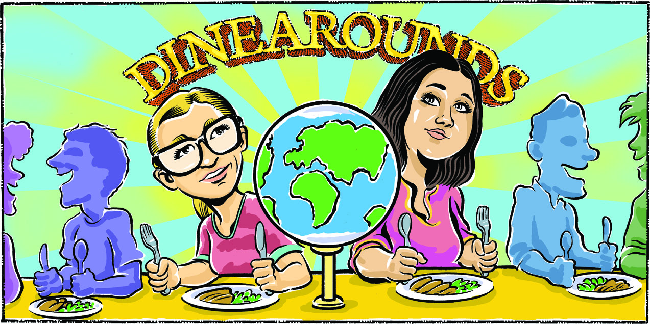 Dinearounds: St. Jude employees become fast friends through meet-ups at Memphis restaurants