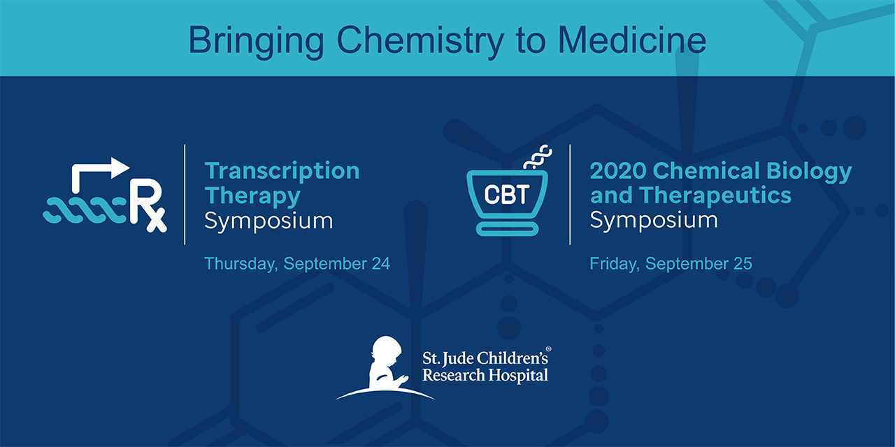 Bringing Chemistry to Medicine: Experts in transcription therapy and chemical biology share research though St. Jude symposia