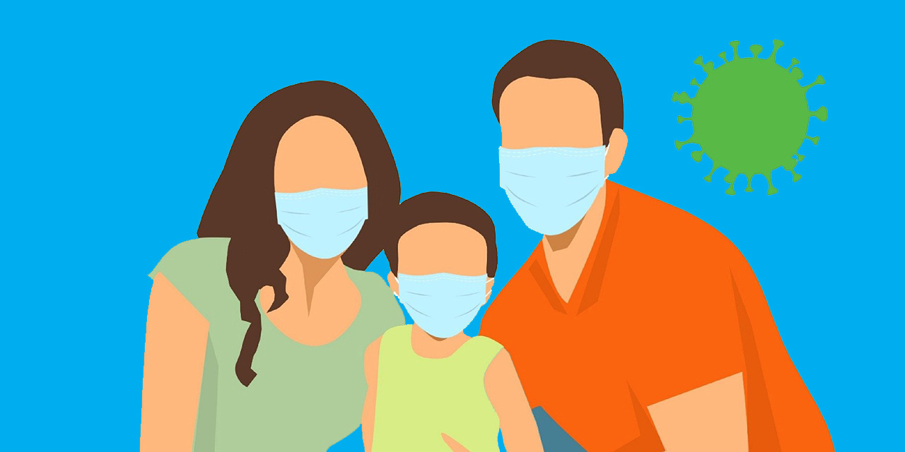 The COVID-19 pandemic's impact on children and families