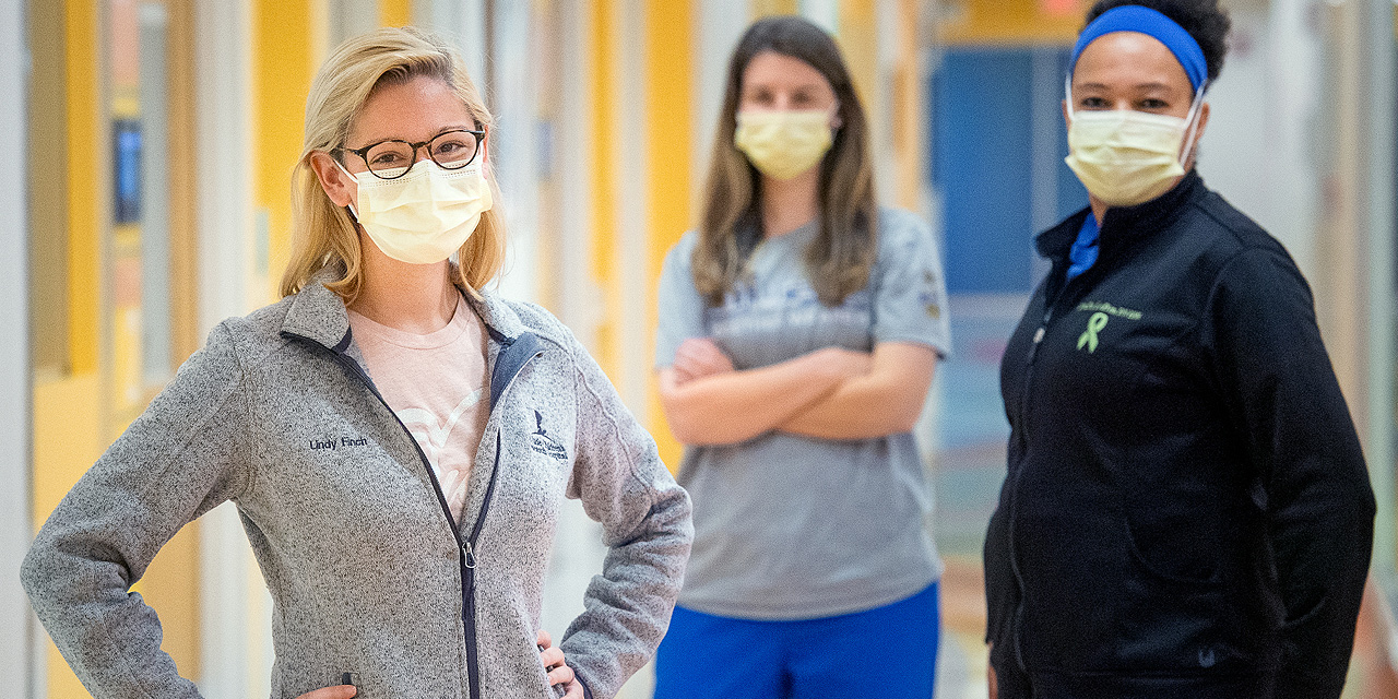 Newly accredited Nurse Residency Program boosts confidence and competence among recent nursing school graduates